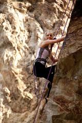 looking climb