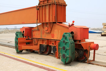 steel mechanical equipment
