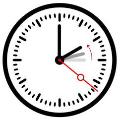 Uhr Uhren Zeit Termin Zeiger Zeitplan uhr umstellen 2