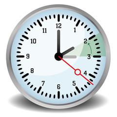 Uhr Uhren Zeit Termin Zeiger Zeitplan uhr umstellen 17