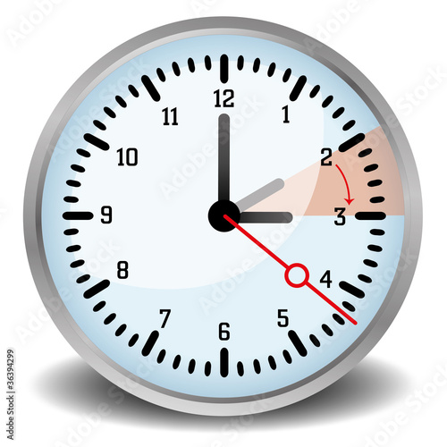 Uhr Uhren Zeit Termin Zeiger Zeitplan uhr umstellen 18