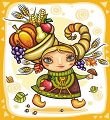 Thanksgiving theme 7