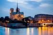 Cathédrale Notre Dame de Paris, France