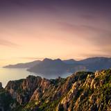 Fototapety Calanques de Piana, Corse