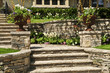 Natural stone landscaping - 36398473