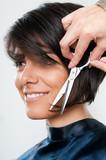 Fototapety Cutting hair
