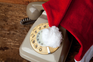 telephoned Santa Claus?