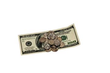 Доллары и копейки