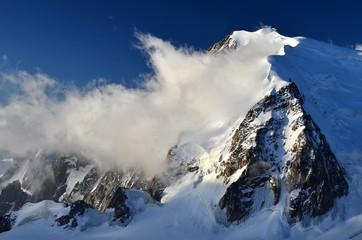 Mont Blanc, France Alps