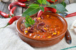 Heißes Chili con Carne
