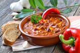 Fototapety Chili con Carne