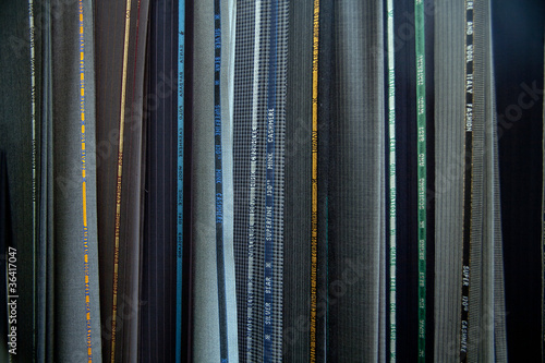 Suit a variety of texture fabric