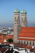 Frauenkirche in Munich,Germany