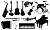 Fototapety instruments