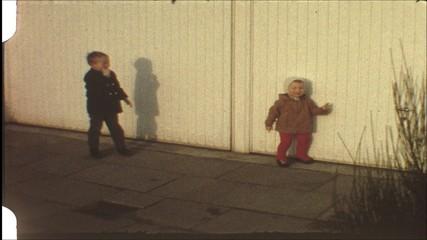 Wettrennen (8 mm-Film)