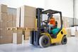 Forklift - 36434484