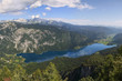 Lake Bohinj Vogel panorama view