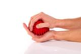 Fototapety ball hand
