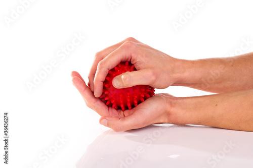 ball hand