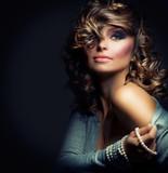 Fototapety Fashion Beauty Portrait. Sexy Girl