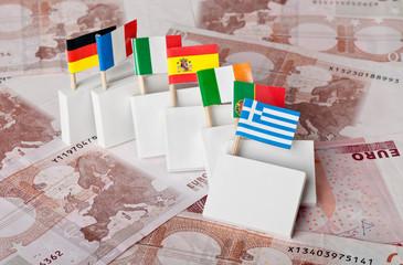 Greek sovereign debt crisis triggering a domino effect