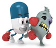 Capsule Versus Virus