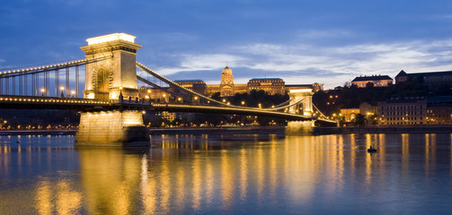 Budapest at night 3