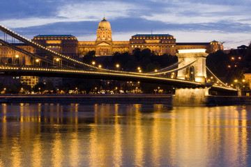 Budapest at night 4