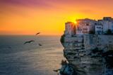 Fototapety Bonifacio, Corse