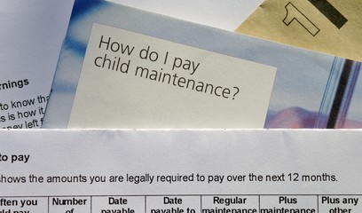 Child maintenance