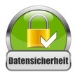 Datensicherheit Button