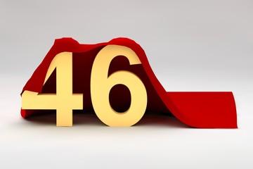 46. Geburtstag