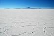 Leinwanddruck Bild - Salar de Uyuni