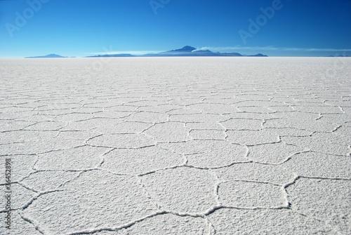 Leinwanddruck Bild Salar de Uyuni