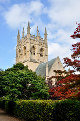 Christchurch College Cathedral, Oxford