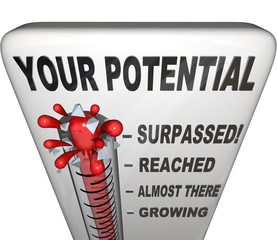 Your Potential Measured Will You Reach Your Full Success