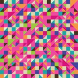 Fototapety Colorful Illustration of Mosaic