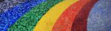 Graffiti Rainbow on a wall