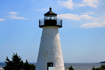 Ned's Point Lighthouse, Mass, USA