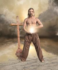 Spiritual Man Brings Light