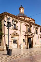 Basilica de la Virgen de los Desamparados, Valencia
