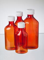 Plastic Med Bottles