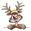 Twinkling Reindeer