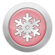 "Light Colored Icon (Red) ""Winter Recreation"""