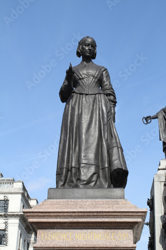 Florence Nightingale Statue