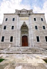 Suleymaniye Mosque Grand Entrance, Istanbul