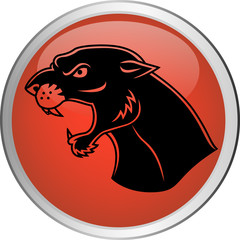 Panther button