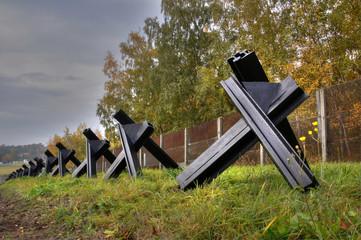 ehemalige Grenze Deutschland - Hötensleben