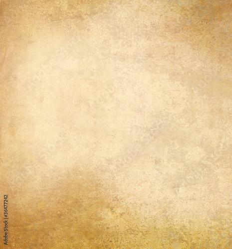 Poster old parchment paper texture