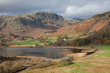 Little Langdale Tarn, Lake District, Cumbria